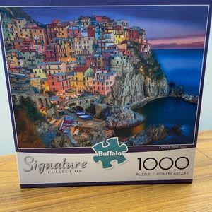 1000 Piece Puzzle -  Italy
